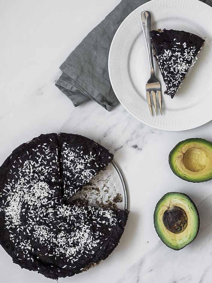Sukkerfri og glutenfri raw cake