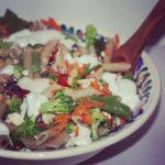 Copycat: Salat alá Fredcos Deli 1