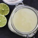 Hjemmelavet lime-kokos bodyscrub 1