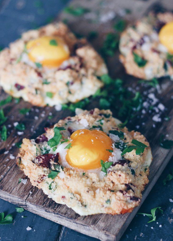 Opskrift på cloudy eggs 5