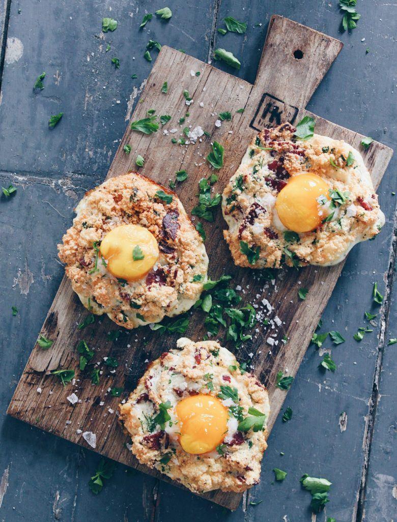 Opskrift på cloudy eggs 3
