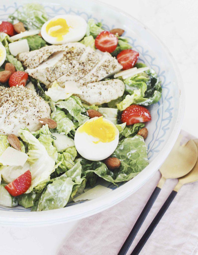 Sund ceasar salat