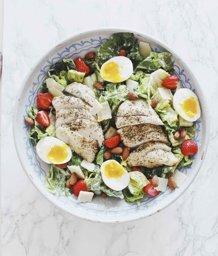 Sund caesar salat 1