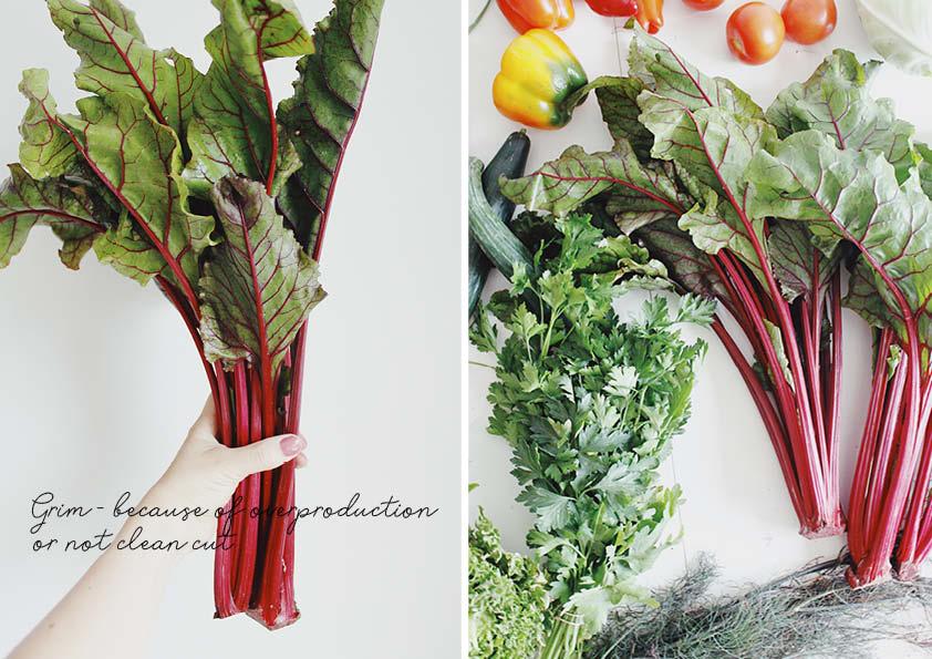 Grim grønsager