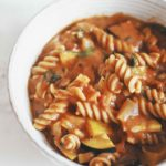 Vegetarisk one pot pasta 2