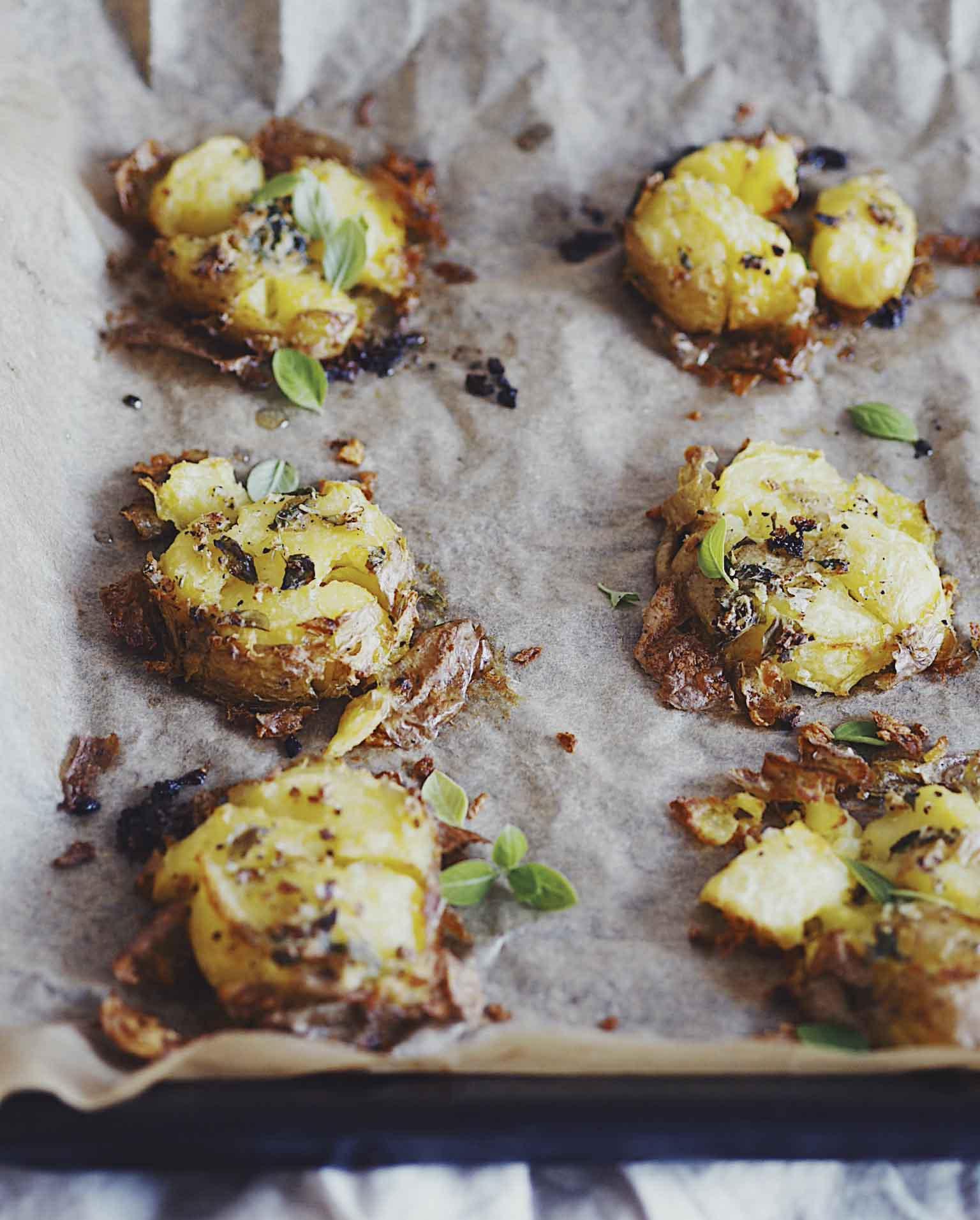 Seks opskrifter med kartofler