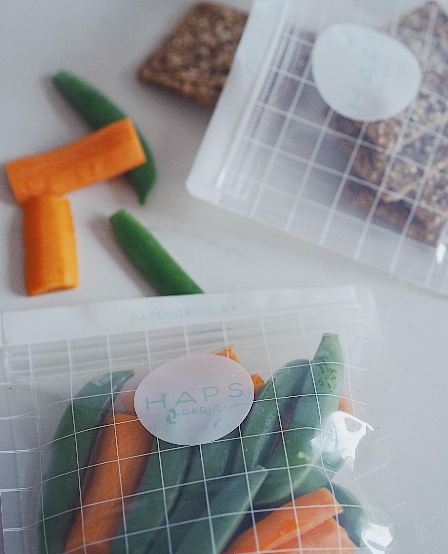 5 miljøvenlige alternativer til fryseposer