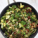 Bønnepasta med broccoli og soltørrede tomater 5
