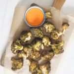Ovnbagt broccoli