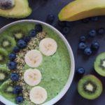 Greenie med Spinat og avocado 1