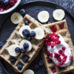 Sunde morgenmadsvafler 1