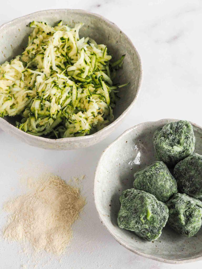 squash og spinat
